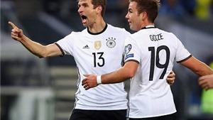 Đức 3-0 CH Czech: Mueller cuối cùng đã ghi bàn, giải tỏa ức chế dồn nén