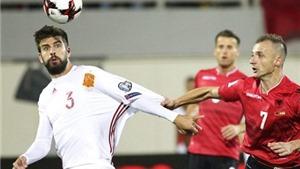 CẬP NHẬT sáng 10/10: Pique bất ngờ tuyên bố chia tay tuyển Tây Ban Nha. Schweinsteiger quyết định rời Man United