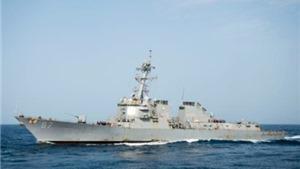 Lầu Năm Góc tuyên bố đáp trả các vụ tấn công tên lửa vào tàu chiến Mỹ ở Yemen