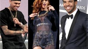Rihanna quay về với tình cũ Chris Brown sau khi chia tay Drake?