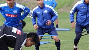 Tuấn Anh vắng mặt, Công Phượng đá 8 phút tại vòng 36 J.League 2