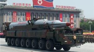Triều Tiên 'dọa' tấn công bằng hạt nhân phủ đầu Mỹ