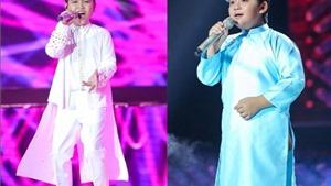 Giọng hát Việt nhí: Thụy Bình 'tạm' lên ngôi 'quán quân'