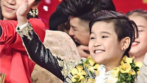 Nhật Minh bất ngờ giành Quán quân Giọng hát Việt Nhí 2016; Thụy Bình thua đáng tiếc
