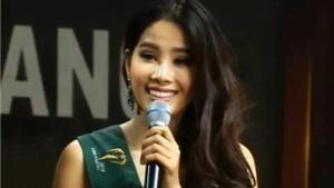 Nam Em 'tuột' ngôi Hoa hậu trái đất vì sự cố phiên dịch?