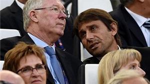 Chelsea bị Sir Alex loại khỏi cuộc đua vô địch, Conte nói gì?