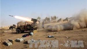 Iraq tuyên bố giành lại nhiều ngôi làng quanh Mosul