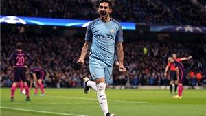Man City 3-1 Barcelona: De Bruyne sút phạt siêu đẹp, Guendogan lập cú đúp, Pep 'báo thù' ngọt ngào