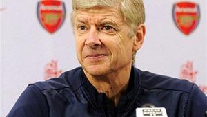 Wenger tiết lộ nỗi lo lớn nhất trước trận derby với Tottenham