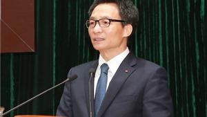 Phó Thủ tướng Vũ Đức Đam: Giữ gìn sự trong sáng đi đôi với phát triển, làm mới tiếng Việt
