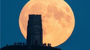 VIDEO: Việt Nam sẽ đón siêu trăng lớn nhất thế kỷ vào ngày 14/11