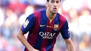Busquets và Nasri sẽ quyết định thành bại ở cuộc chiến Sevilla - Barcelona