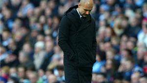 Pep Guardiola: 'Đó là bóng đá, không dứt điểm được thì Man City trả giá'