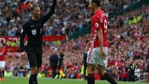 CẬP NHẬT tối 7/11: Ibrahimovic sẵn sàng nhận thẻ phạt vì Man United. Conte từng muốn cho Chelsea đá 4-2-4