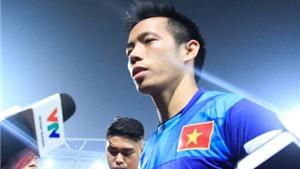 Văn Quyết: 'Cạnh tranh làm cho đội tuyển Việt Nam tốt hơn'
