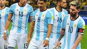 Messi và đồng đội cần làm gì để Argentina dự World Cup 2018?