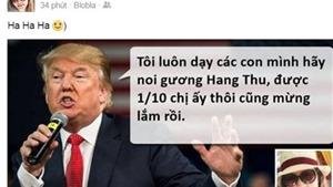 Tổng thống đắc cử Donald Trump 'nói gì về bạn'?