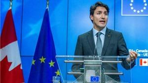 Canada mời Tổng thống đắc cử Mỹ Donald Trump sang thăm