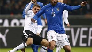 Buffon san bằng kỷ lục của Casillas trong trận hoà với Đức