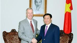 Phát triển THỰC CHẤT hơn nữa quan hệ Việt Nam - Hoa Kỳ