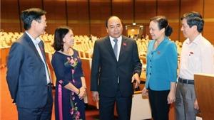 Tin tưởng phần trả lời của Thủ tướng sẽ làm hài lòng đại biểu Quốc hội và cử tri cả nước