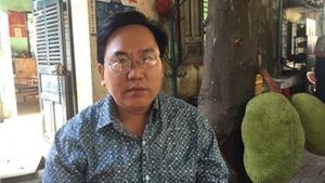 Nhà thơ, nhà giáo Hồ Thanh Ngân: Đời cho vay chút tình riêng xa nhà