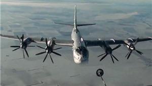 VIDEO: Ý đồ của Nga khi phái 'sứ thần Chiến tranh Lạnh' TU-95MS 'nắn gân' IS