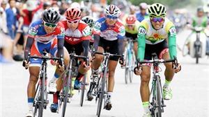 Gay cấn đua Áo vàng giải xe đạp Nam Kỳ Khởi Nghĩa 2016