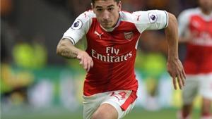 Bellerin ở lại Arsenal để trở thành hậu vệ phải xuất sắc nhất thế giới