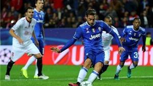 Sevilla 1-3 Juventus: Trọng tài Clattenburg bị tố trù dập chủ nhà, thiên vị đội khách