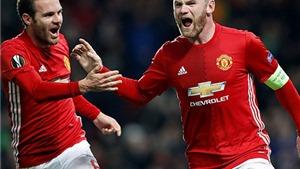 ĐIỂM NHẤN Man United – Feyenoord: Old Trafford vẫn là điểm tựa. Thêm kỷ lục nữa cho Rooney