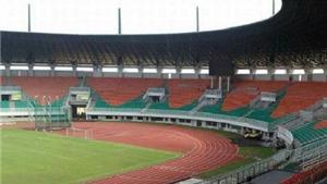 Indonesia chốt sân đá bán kết lượt đi với Việt Nam