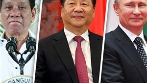 Tổng thống Duterte 'KHÔNG SẴN SÀNG' cho liên minh quân sự với Nga, Trung Quốc