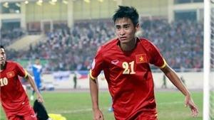 Minh Tuấn chia tay tuyển Việt Nam trước trận bán kết với Indonesia
