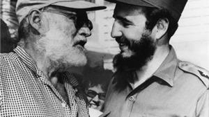 Hemingway và buổi câu cá lạ lùng với lãnh tụ Fidel Castro