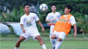 Đức Lương sang Hàn Quốc thi đấu, lỡ cơ hội đối đầu Xuân Trường