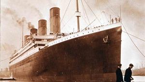 Sốc với tàu Titanic 'made in China'