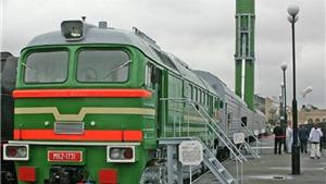 Đoàn tàu ma của Nga tái xuất?