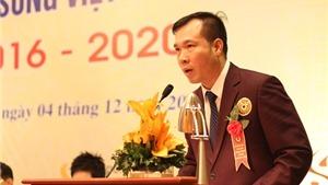Xạ thủ Hoàng Xuân Vinh vào Ban thường vụ Liên đoàn Bắn súng Việt Nam khóa mới