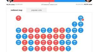 Diễn biến BẤT NGỜ: Đảng Xanh đưa việc kiểm phiếu lên tòa án, bà Hillary Clinton còn hy vọng