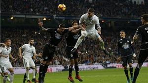 Real Madrid 3-2 Deportivo: Ramos lại giải cứu phút chót, Zidane thắng trận lịch sử