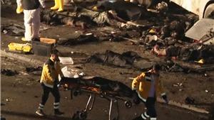 Tin mới nhất về thủ phạm vụ đánh bom 'kép' ở Thổ Nhĩ Kỳ