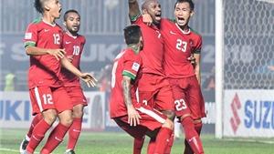 Indonesia 'quật ngã' Thái Lan, mơ vô địch như tuyển Việt Nam
