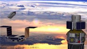 NASA phóng 'siêu' vệ tinh có thể 'đi sâu vào tâm bão'
