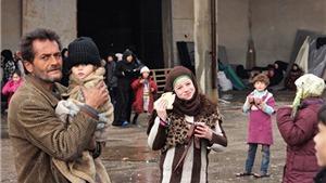 Tường trình chấn động của nữ nhà báo Anh sau 3 ngày ở Aleppo