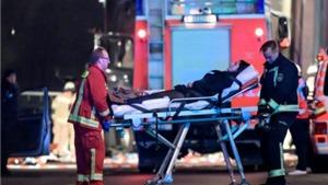CẬN CẢNH hiện trường vụ tấn công bằng xe tải ở chợ Giáng sinh Berlin, Đức