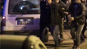Cảnh sát Thổ Nhĩ Kỳ bắt kẻ nổ súng bên ngoài Đại sứ quán Mỹ
