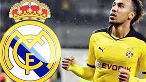 James Rodriguez ra đi, mở đường cho Aubameyang gia nhập Real Madrid
