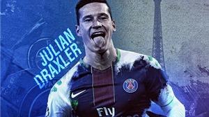 CẬP NHẬT tối 24/12: Draxler chính thức sang PSG. Man United bị tố đã đánh mất truyền thống