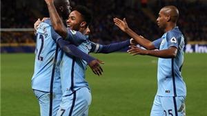 Guardiola chê Man City trong ngày 'kẻ đóng thế Aguero' lập kỷ lục ghi bàn